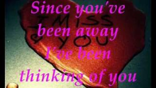 Missing You W Lyrics