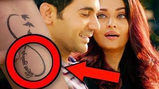 FANNEY KHAN Trailer breakdown | did you notice Aishwarya's tattoo ?