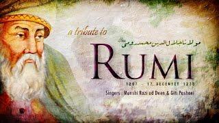 Artful Idol   Best of Molana Rumi Poems   Farsi Qawwali + Sufi