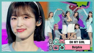 [쇼! 음악중심] 오마이걸 -돌핀 (OH MY GIRL -Dolphin) 20200502
