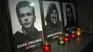 В Харькове прошел митинг-реквием в память о Героях Небесной Сотни