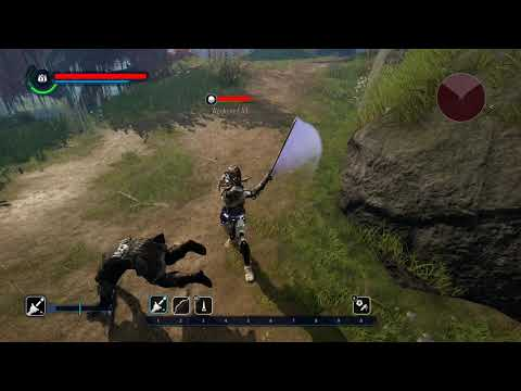 Low level solo combat demonstration on ultra :: ELEX