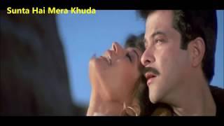 Sunta Hai Mera Khuda | Pukar | Udit, Kavita, Swarnalatha | AR