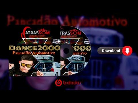 CD Dance 2000 Pancadão Automotivo Vol.1 - Deivis DJ + Download do CD