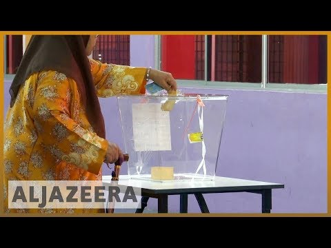 🇲🇾 Ruling party faces tough challenge in Malaysia's election | Al Jazeera English