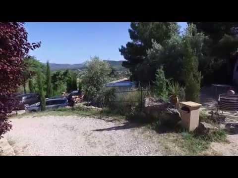 Camping La Fresneda, Spanje