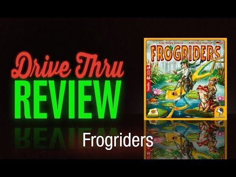 "[DriveThruReview] #610: ""Frog Bowl"""