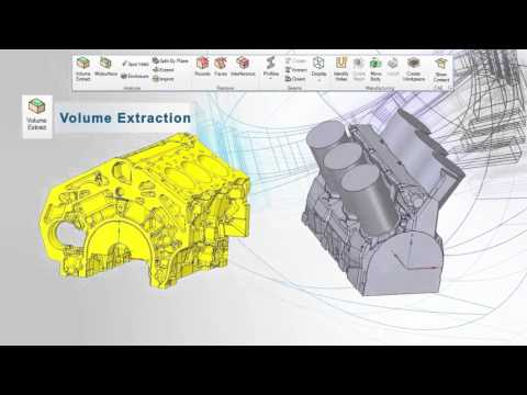 ANSYS SpaceClaim Overview Video