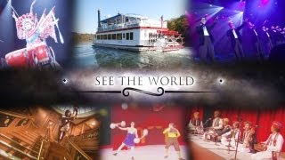 See the World in Branson Video