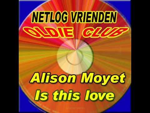 Alison Moyet Is this love