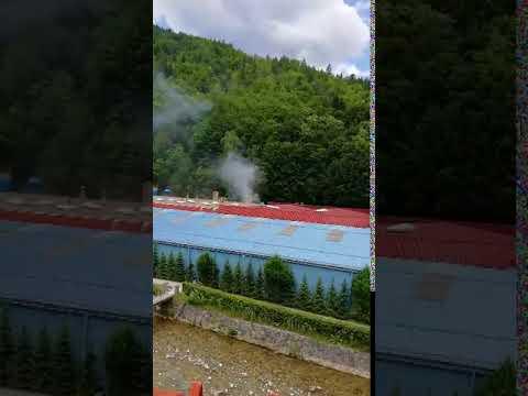Požar v TAB-u Črna na Koroškem, 18.6.2018