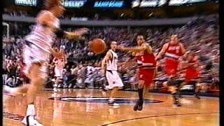 Portland Trailblazers @ Dallas Mavericks (04/05/2003)