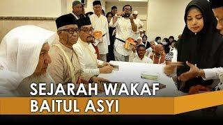Sekilas Sejarah Wakaf Baitul Asyi untuk Jemaah Haji asal Aceh