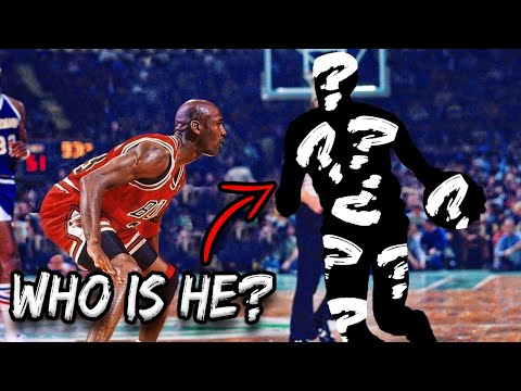 Michael Jordan Based His Game ON HIM… So What Happened?