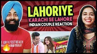 Indian Reaction On Lahoriye   Karachi Se Lahore Movie Song   PR TV