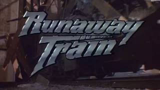 Runaway Train Andrei Konchalovsky 1985  Theatrical Trailer