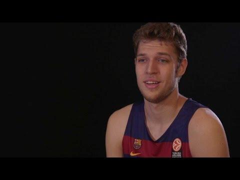 Focus on Aleksandar Vezenkov, FC Barcelona Lassa