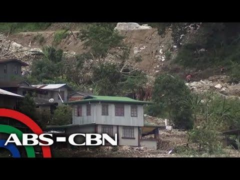 [ABS-CBN]  2 lugar sa Benguet na naapektuhan ng Ompong, nahatiran ng tulong