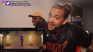 Tyga J Balvin Chris Brown Haute Reaction
