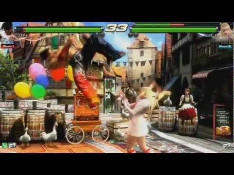 Tekken Tag 2 Has A Surprising Option