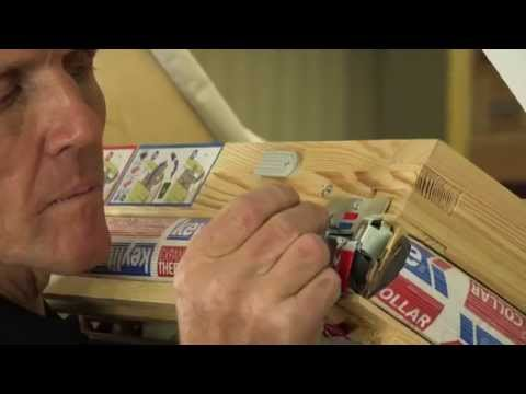How to fit a Keylite Centre Pivot Roof Window in 2 minutes (with Roger Bisby)