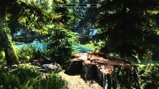 Skyrim Enhanced With Graphics Mods - Ultra settings