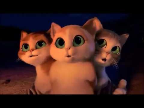 Мультфильм смотреть кот в сапогах онлайн хорошем качестве.