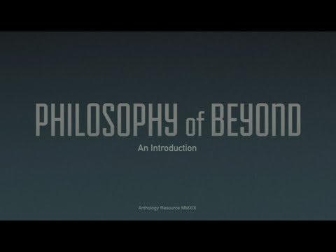 """Dean Hurley - """"Philosophy of Beyond: An Introduction"""" (Documentary)"""