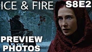 S8E2 Preview: Bran Stark & Melisandre Alliance? - Game Of Thrones Season 8 Episode 2 (Theory)