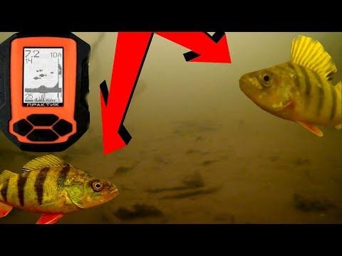 ИЩУ РЫБУ! Эхолот ПРАКТИК 6М. Лучший для рыбалки!