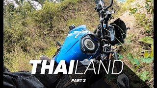 Thailand ride with a fractured wrist | Ep 19 | Candida Louis