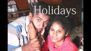 "Nepali short comedy video ""Holidays"" by Aama Agnikumari Media"