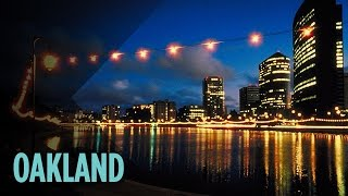 Oakland, San Francisco