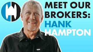 Meet Our Brokers at The Catamaran Company: Hank Hampton