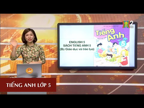 Môn Tiếng Anh - Lớp 5|Unit 13: What do you do in your free time? Lesson 1| 20H30 NGÀY 30.03.2020