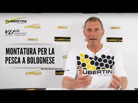 Montatura per la Pesca a Bolognese | Marco Volpi | Tubertini