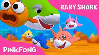 Baby Shark | Sing And Dance! | Animal Songs | PINKFONG Songs For Children