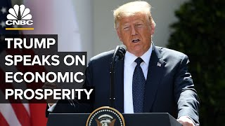 President Trump delivers remarks on economic prosperity — 8/6/2020