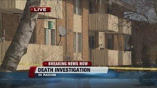 Man found dead inside Racine apartment