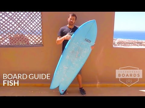 Surfboard Guide – The Fish