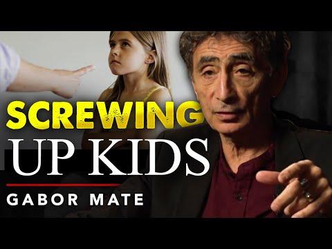 Gabor Maté: Jak nepokazit vlastní děti