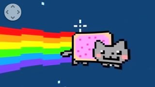Nyan Cat 360-degree video!