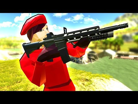 Download New Epic Weapons Brand New Update Ravenfield Gameplay Video