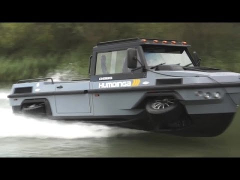 Gibbs Sports - Humdinga High Speed Amphibian Vehicle [360p]