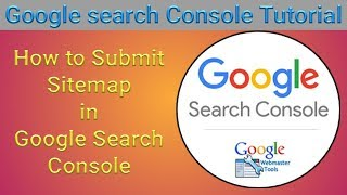 How to Submit blogger website Sitemap in Google Search Console || 2019 tric