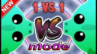 Mope.io 1v1 MODE!! New update in betta!! Крутая обнова в Моп ио бэтта