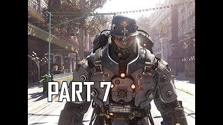 Wolfenstein Youngblood Walkthrough Part 7 - (Let's Play Commentary)