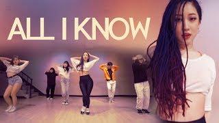 DaniLeigh   All I Know (ft.  Kes) | DAAUMM CHOREOGRAPHY | 그래비티댄스스튜디오