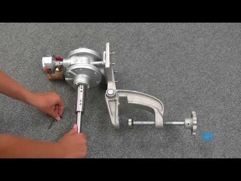 Video Thumnbnail for How to Install & Operate a CL4-A 4 HP Clamp Mount Mixer