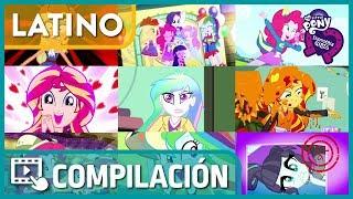 ▷Compilación | MLP: Equestria Girls | Cortos (Todos los Cortos) [Español Latino] [HD]